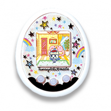 Tamagotchi Meets - magical ver. white limited